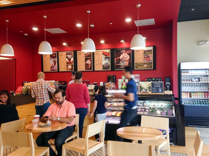 Juan Valdez Café Miami