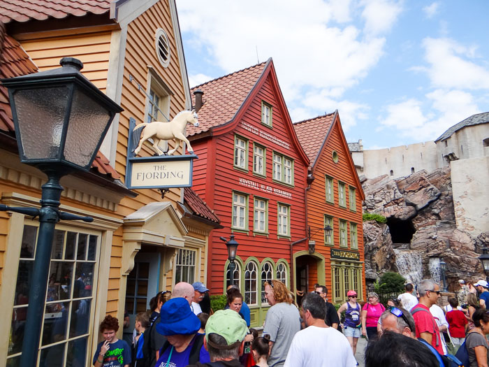 World Showcase Noruega