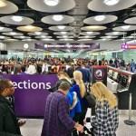 Fazendo conexão em Londres (Heathrow)