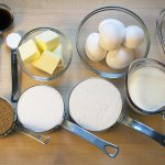 Equivalência entre xícaras e gramas