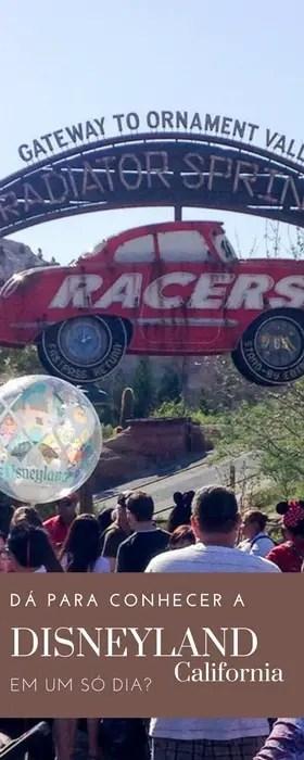 Dá para conhecer a Disneyland California em um só dia? | Malas e Panelas