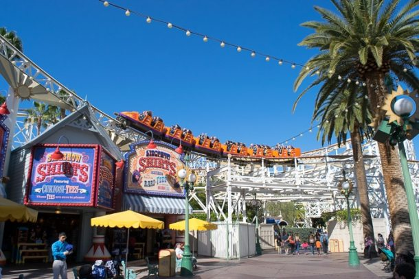 Disney California