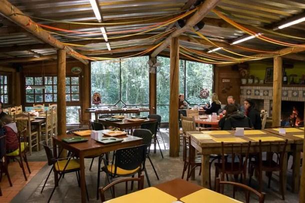 restaurante Bêrga Mótta Canela