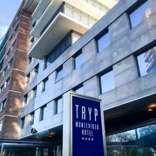 Tryp Montevideo Hotel   Malas e Panelas