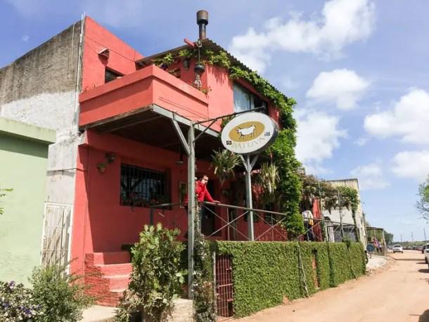 restaurante Batuva em Rio Branco Uruguai