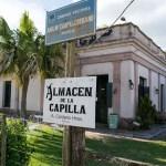 Almacen de La Capilla em Carmelo – um lugar para visitar sem pressa