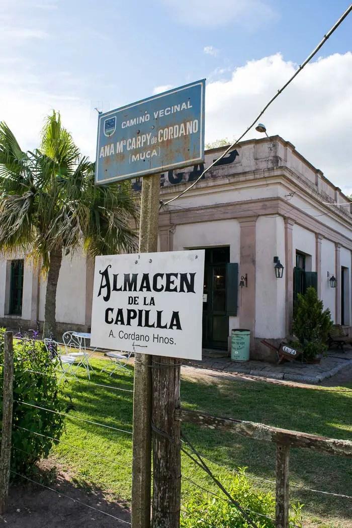 Almacén de la Capilla, Carmelo | Malas e Panelas