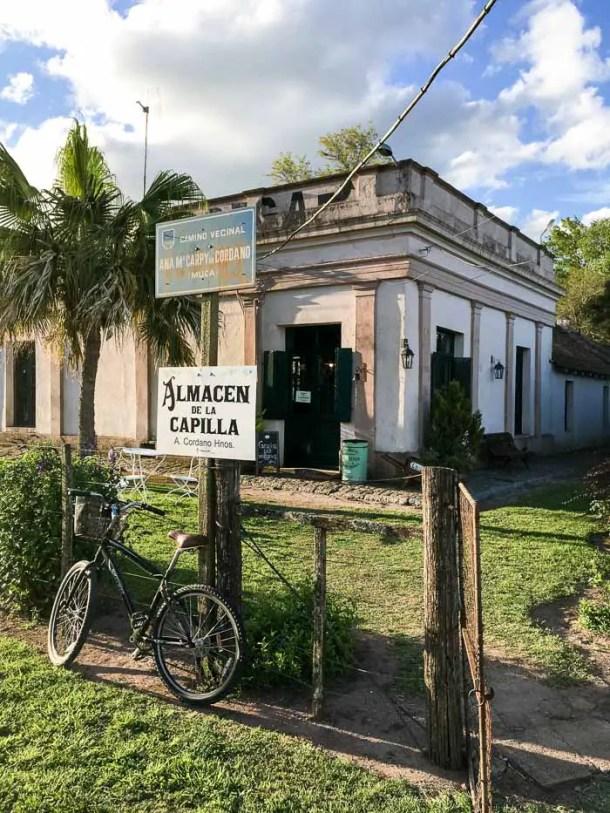 Almacen de la Capilla, Carmelo | Malas e Panelas