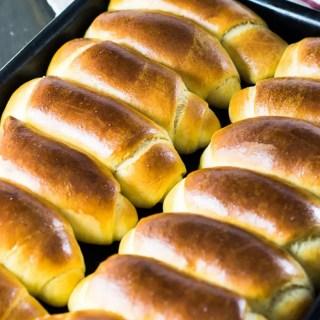 Receita de Pão de Leite | Malas e Panelas