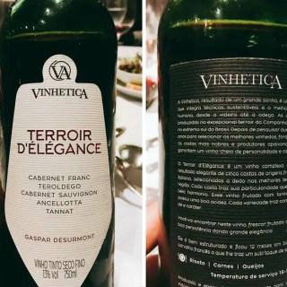 Jantar Perfeito e os vinhos Vinhetica