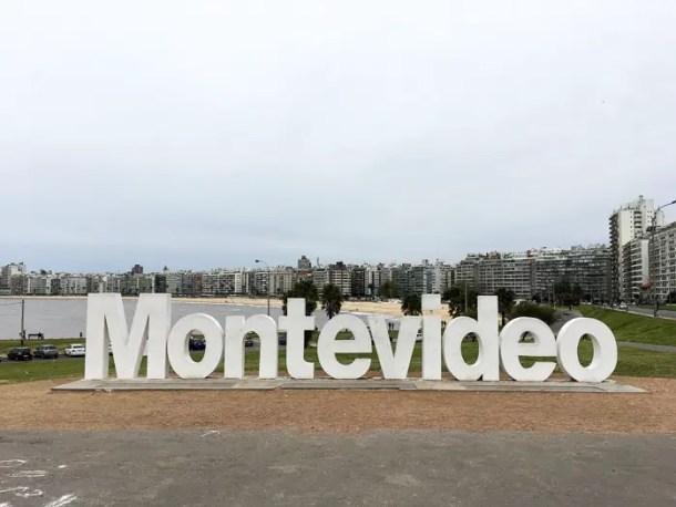 Montevideo :)