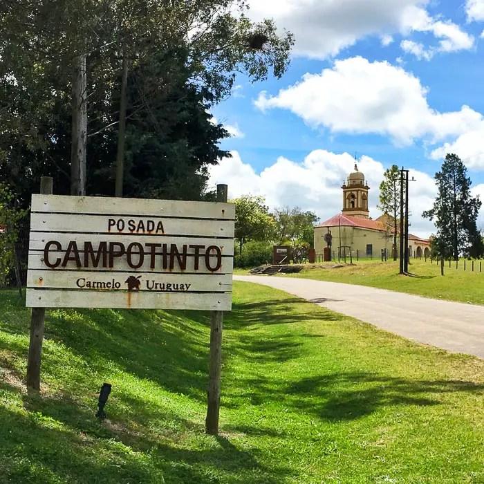 Posada Campotinto em Carmelo | Malas e Panelas