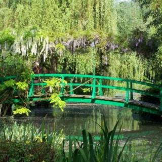 Bate-volta de Paris a Giverny e os Jardins de Monet