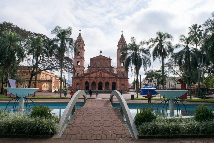 Catedral de Santo Ângelo | Malas e Panelas