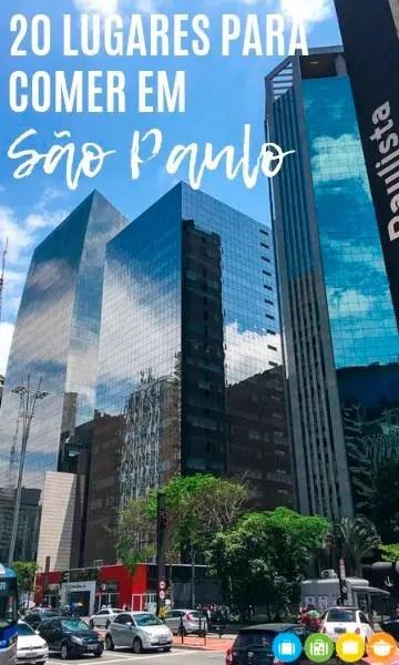 20 Lugares para Comer em São Paulo   Malas e Panelas