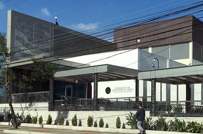 Consulado Americano em Porto Alegre