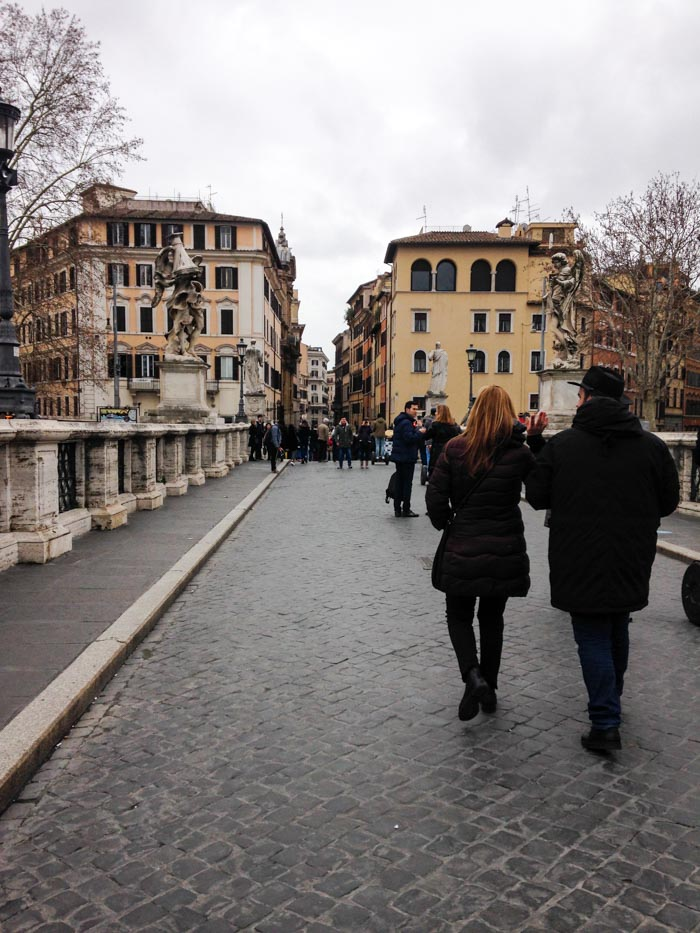 A melhor maneira de conhecer Roma | Malas e Panelas