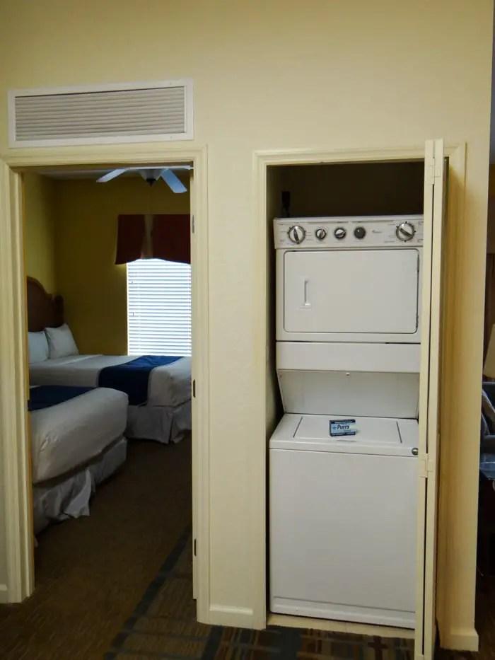 Apartamento com máquina de lavar e secar roupas em Orlando
