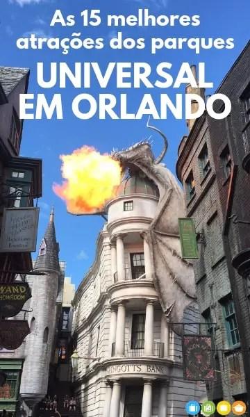 As 15 melhores atrações dos parques Universal em Orlando | Malas e Panelas