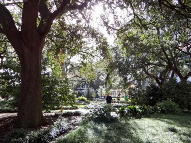 Centro Histórico - Savannah