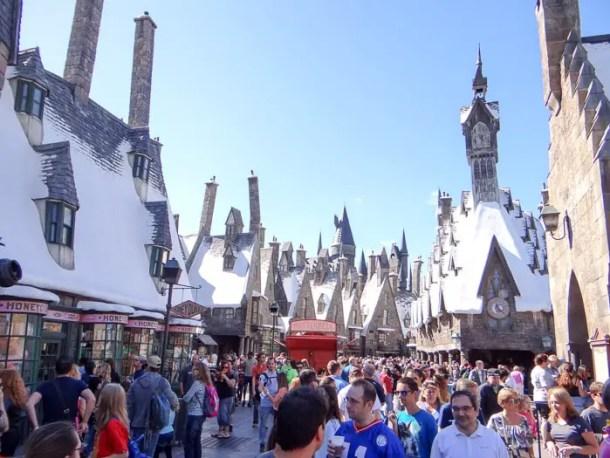 Hogsmeade na Universal Orlando