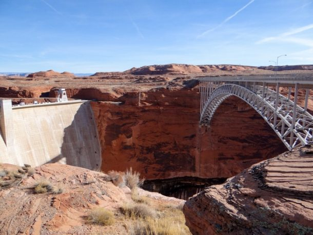 Centro de visitantes do Glen Canyon Dam