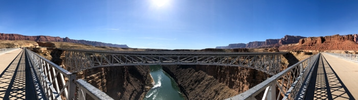 Marble Canyon e Navajo Bridge US89