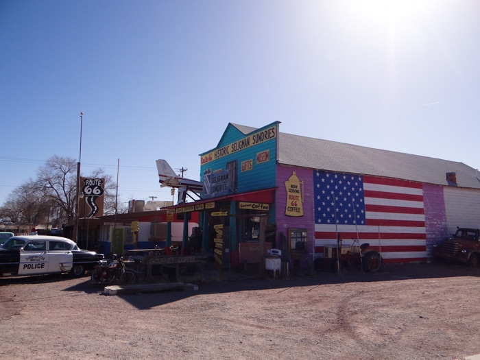Seligman, Arizona