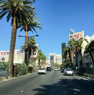 O que fazem em três dias em Las Vegas