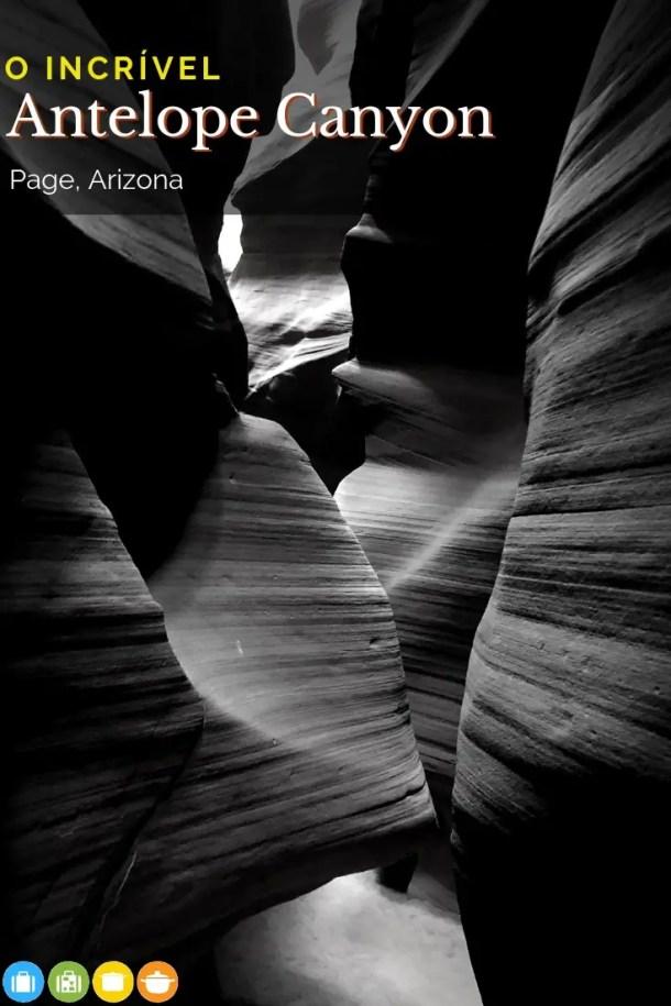 Conhecendo o incrível Antelope Canyon em Page, Arizona | Malas e Panelas