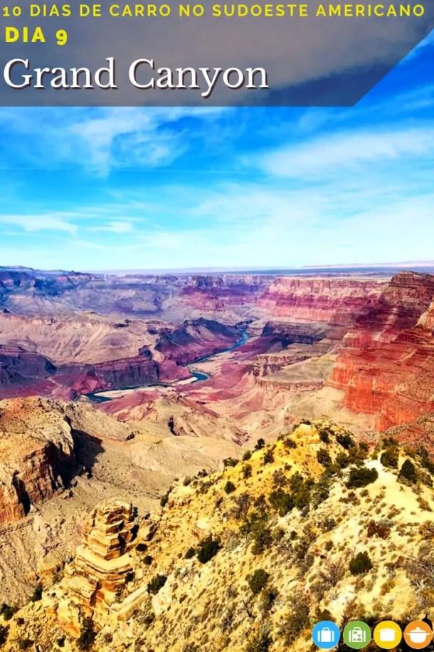 Roteiro de 10 dias no sudoeste americano - Grand Canyon | Malas e Panelas