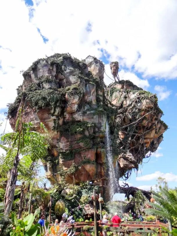 Montanhas flutuantes de Pandora