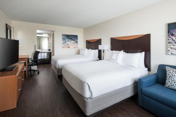 Fairfield Inn Anaheim Resort - Onde se hospedar na Disneyland California