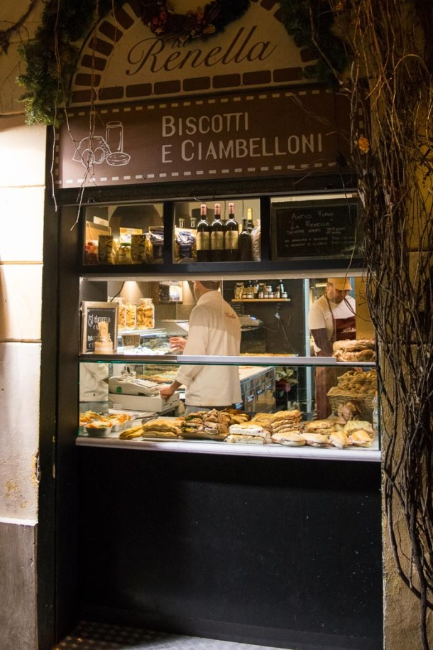La Renella Forno Antico Trastevere - Where to eat in Rome on a budget   Travel Cook Tell