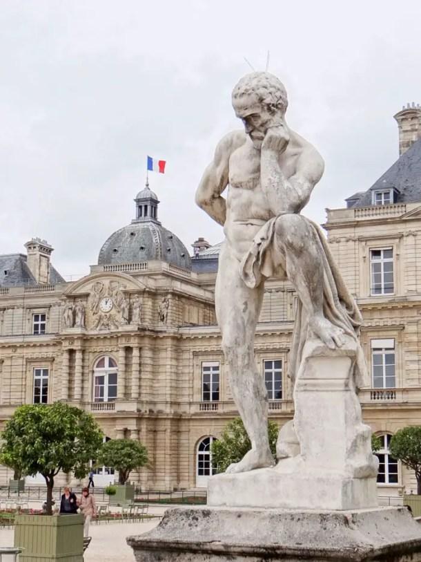 16 Lugares para Visitar em Paris | Jardin du Luxembourg | Malas e Panelas