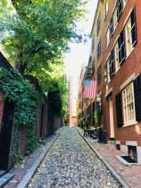 Acorn Street - Boston