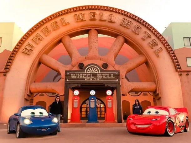 Hotel Art of Animation Disney Orlando