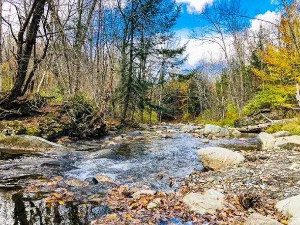 O que fazer em Vermont - Foliage em Vermont