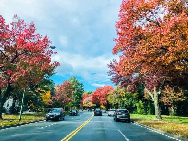 Boston em Outubro