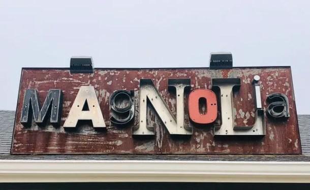 little shop on bosque - magnolia - do velho ao novo - waco