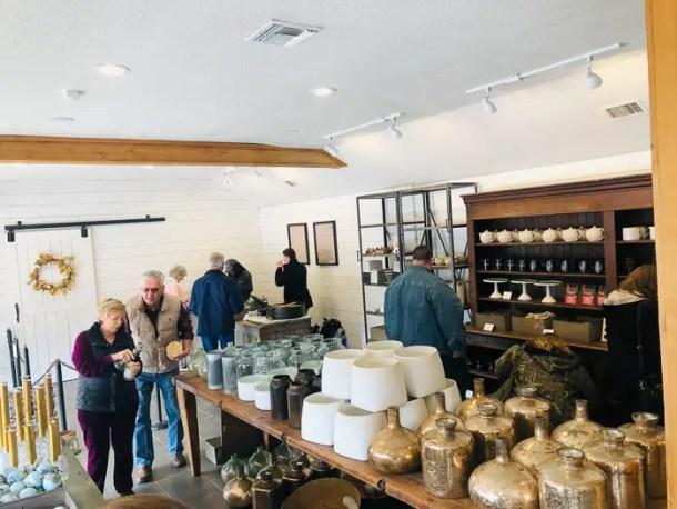 Little Shop on Bosque, em Waco