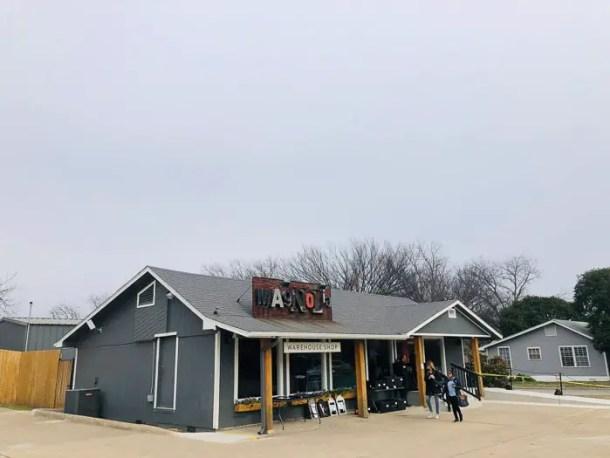 Little Shop on Bosque