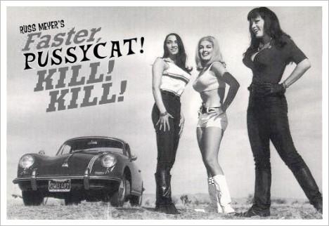 Faster Pussycat Kill Kill