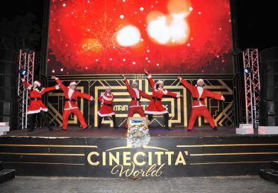 A Cinecittà World è già Natale