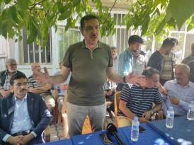 Tüfenkci'den muhalefete provokasyon tepkisi