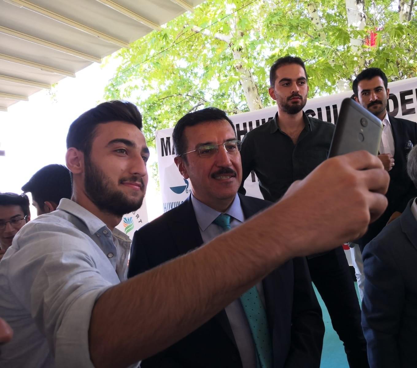 AK Partili Tüfenkci'den yurt açıklaması
