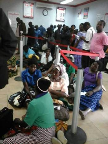 NBS Bank Malawi customers