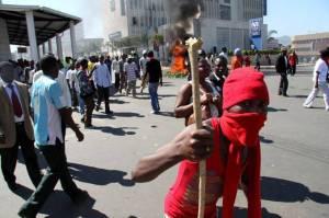 July 20 Malawi prostests
