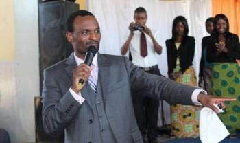 Pastor Joseph Ziba