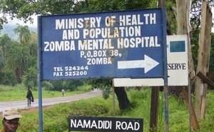 Zomba Mental Hospital